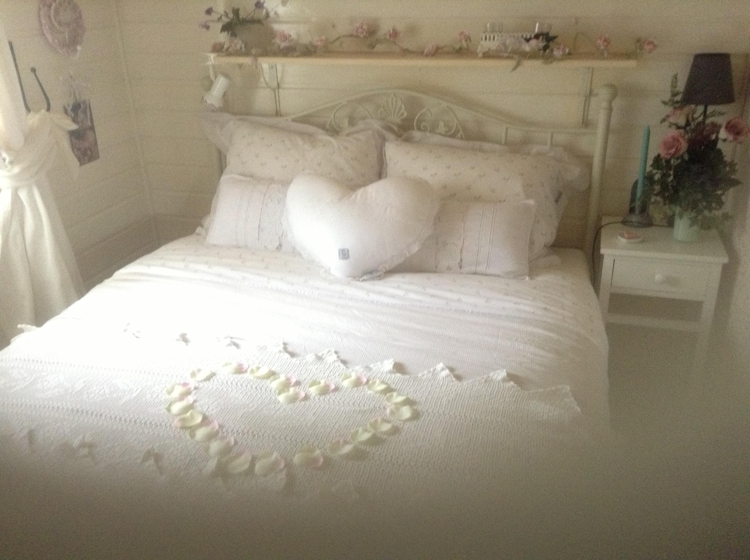 Slaapkamer romantisch maken - Romantische slaapkamer ...